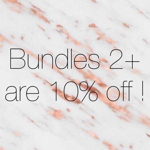 Accessories - Remember to bundle and save!! 💕💋